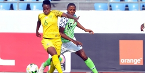 GHANA 2018: DENNERBY CONFIDENT FALCONS WILL BOUNCE BACK