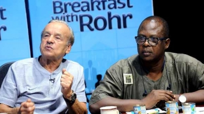 I DON'T DISLIKE HOME BASED PLAYERS, ROHR DECLARES