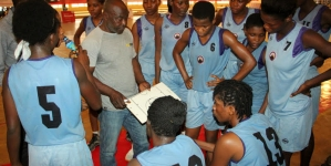 MFM WOMEN'S BASKETBALL TEAM, 'OLUKOYA GIRLS' ON BREAK