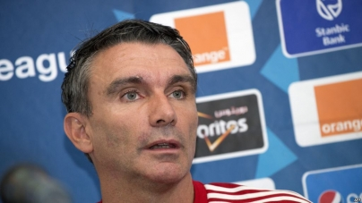 CAF CHAMPIONS' LEAGUE: AHLY COACH CARTERON ASKS FOR PROTECTION IN TUNISIA