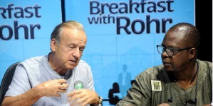 GERNOT ROHR OPENS UP ON WHAT WENT WRONG IN NIGERIA'S WORLD CUP TIE WITH ARGENTINA
