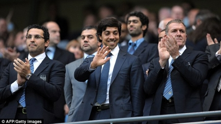 UNFAIR PLAY AT CITY: MANCHESTER CITY OWNER COOKS UP SPONSORSHIP DEALS!
