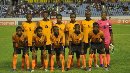 FIVE-STAR ZAMBIA LEADS GOAL RACE WITH UNPRECEDENTED ROUTING OF EQUATORIAL GUINEA