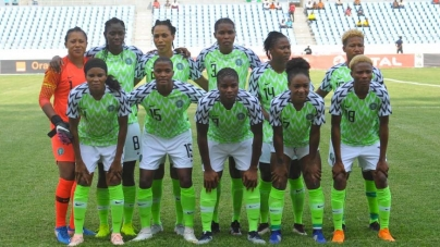 SUPER FALCONS TO PLAY AGAINST HOSTS, FRANCE AT WORLD CUP
