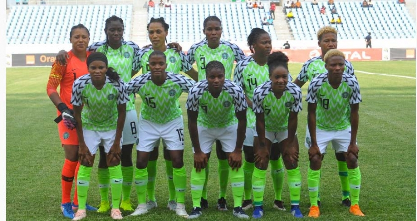 SUPER FALCONS AND KOREA REPUBLIC IN MAIDEN CONFRONTATION