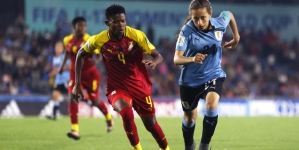 RUTHLESS GHANA ROUT URUGUAY