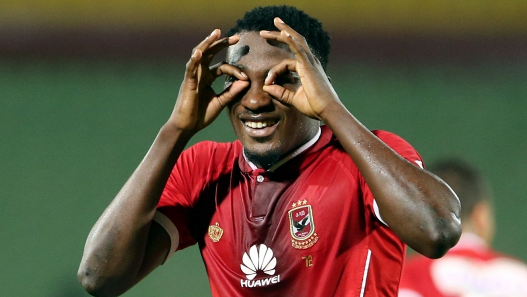 JUNIOR AJAYI'S GOAL RETURNS AL-AHLY BACK TO WINNING WAYS