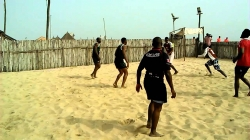 LAGOS HOSTS SANDIE BEACH RUGBY