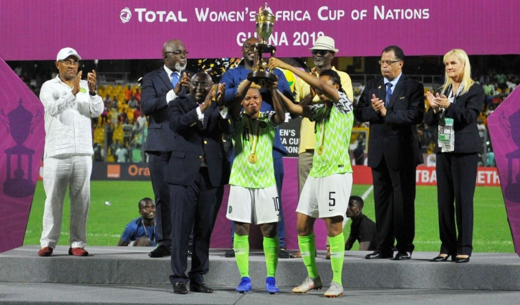 NFF SHOPS FOR QUALITY FRIENDLY MATCHES FOR WORLD CUP-BOUND SUPER FALCONS