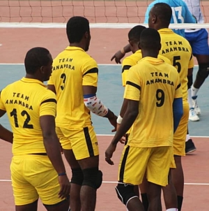 UNDERRATED ANAMBRA VOLLEYBALL TEAM ON RAMPAGE! UPSETS FCT AT NATIONAL SPORTS FESTIVAL