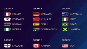 AFTER FRANCE 2019 DRAW; SOUTH AFRICA, CAMEROON NOT DOWNCAST