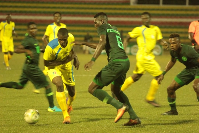 FLYING EAGLES GROUNDED BY SENEGAL IN WAFU U-20 FINAL