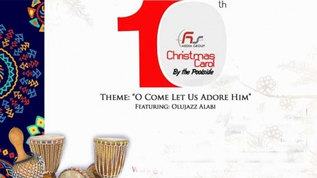 JAZZ, AFRICAN PERCUSSION BLEND AS 10TH HOTSPORTS CAROL HOLDS ON MONDAY