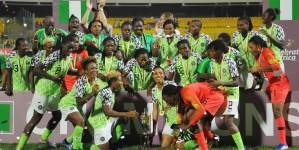 CONGRATS SUPER FALCONS; BUT SQUAD IS STILL WORK IN PROGRESS
