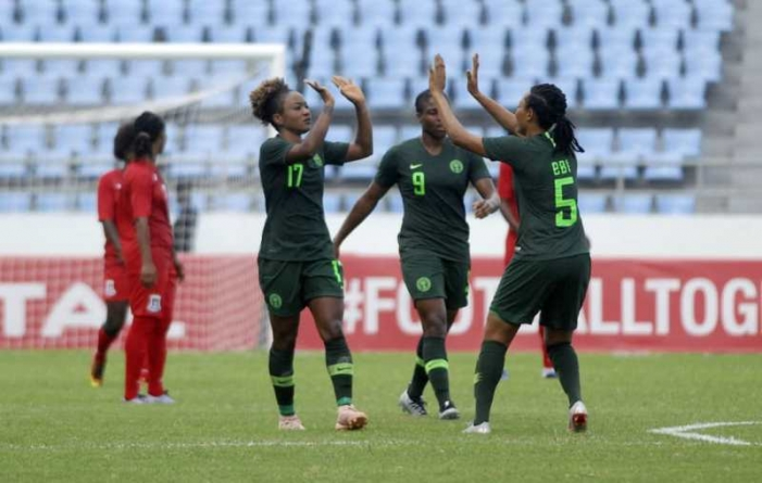 WAFU CUP: GOAL – CRAZY SUPER FALCONS LOOK TO OVERPOWER MALI