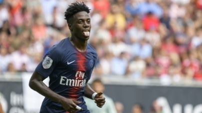 PRESIDENT WEAH'S SON, TIMOTHY SET FOR CELTIC MOVE FROM PSG