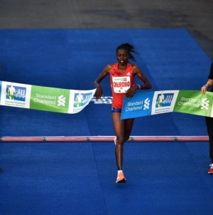 KENYA CLEARS TOP 17 POSITIONS AT SINGAPORE MARATHON