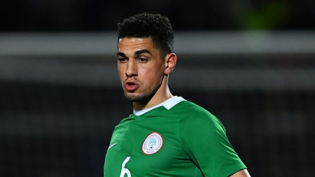 LEON BALOGUN BRACES UP FOR STARTING ROLE AT BRIGHTON