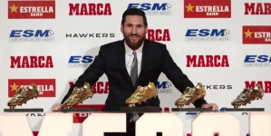 I WON'T JOIN YOU IN SERIE A, MESSI SLAMS RONALDO