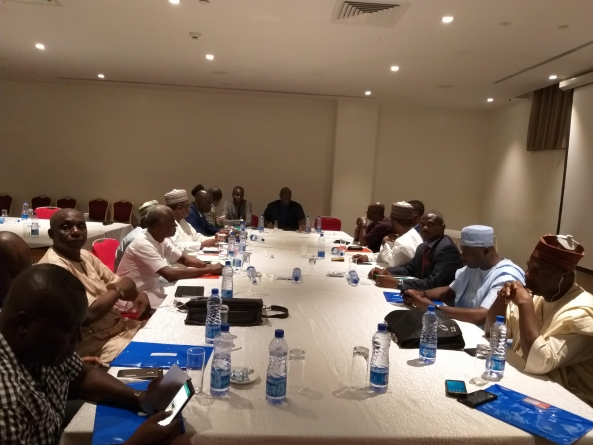 NFF INAUGURATES 24-MEMBER REFORM COMMITTEE