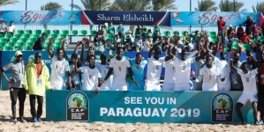 SENEGAL RULE AFRICA, BEAT NIGERIA 6-1 IN BEACH SOCCER FINAL