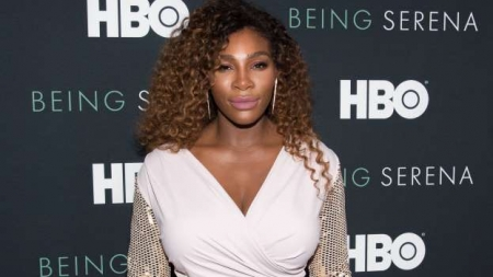 SERENA HAILS RULE CHANGES TO PROTECT MOTHERS IN TENNIS