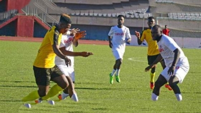HOW RANGERS BEAT BANTU IN LESOTHO