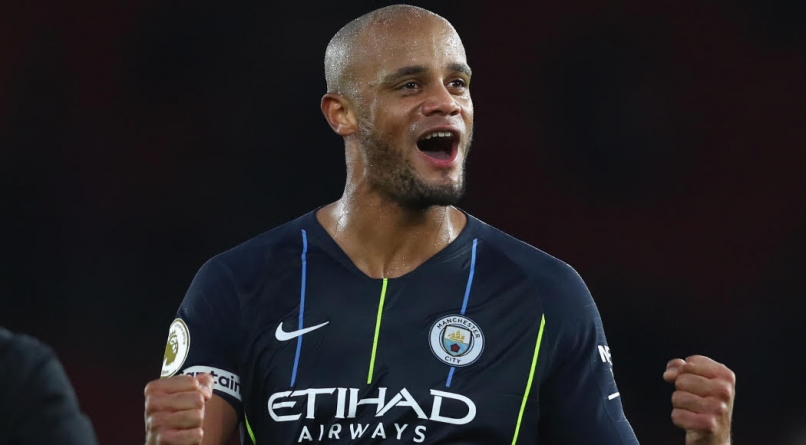 WOUNDED MANCHESTER CITY READY FOR LIVERPOOL, SAYS KOMPANY
