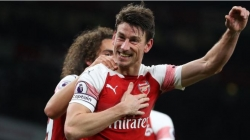 KOSCIELNY'S RARE GOAL HELPS ARSENAL TRIUMPH OVER CHELSEA