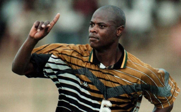SOUTH AFRICA AND LEEDS UNITED LOSE FORMER STRIKER, PHIL MASINGA