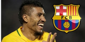 PAULINHO BECOMES THIRD BRAZILIAN IN CHINA'S GUANGZHOU EVERGRANDE