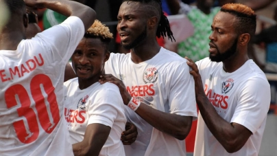 RANGERS, ENYIMBA SEEK CAF CONFEDERATION CUP REDEMPTION