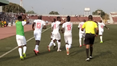 GODWIN AGUDA TOPS SCORERS' CHART AS RANGERS MOVE TO CONFEDERATION CUP GROUP STAGE
