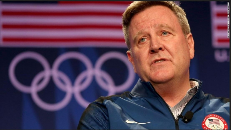 'COUP PLOT' BREWING IN US OLYMPIC BODY