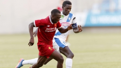 NIGERIAN-BORN BOBBY ADEKANYE SET TO DUMP LIVERPOOL FOR LAZIO