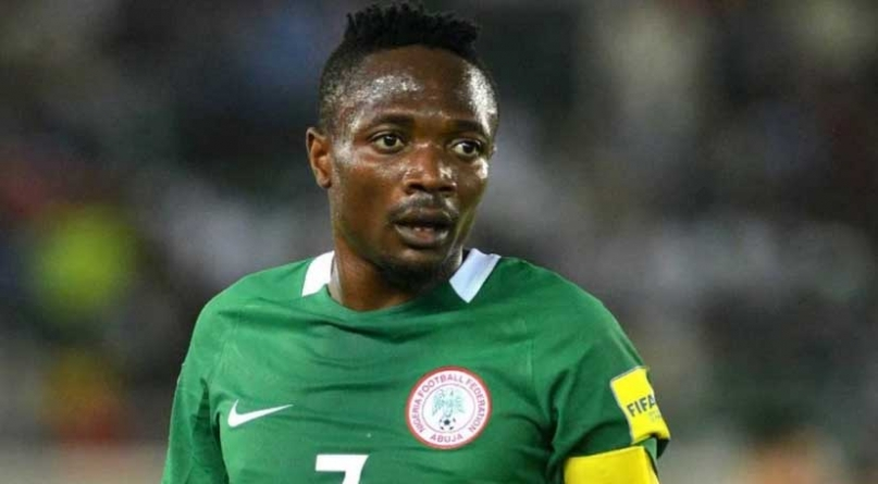 NFF COMMISERATES WITH AHMED MUSA OVER MOTHER'S DEATH