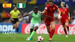 FOR THE 5TH TIME, SUPER FALCONS BROUGHT DOWN BY CHINA