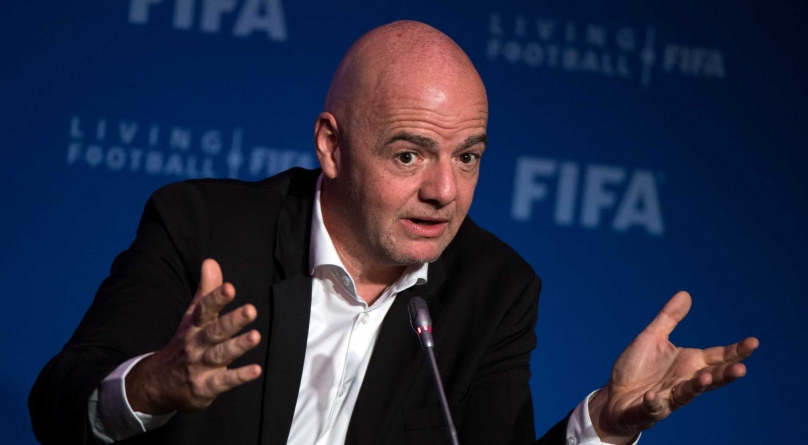 FIFA DROPS EXPANDED FORMAT FOR QATAR 2022 WORLD CUP