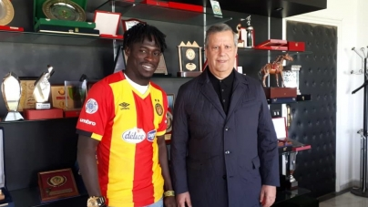 ESPERANCE MOVE OPENS SUPER EAGLES' DOORS FOR JUNIOR LOKOSA