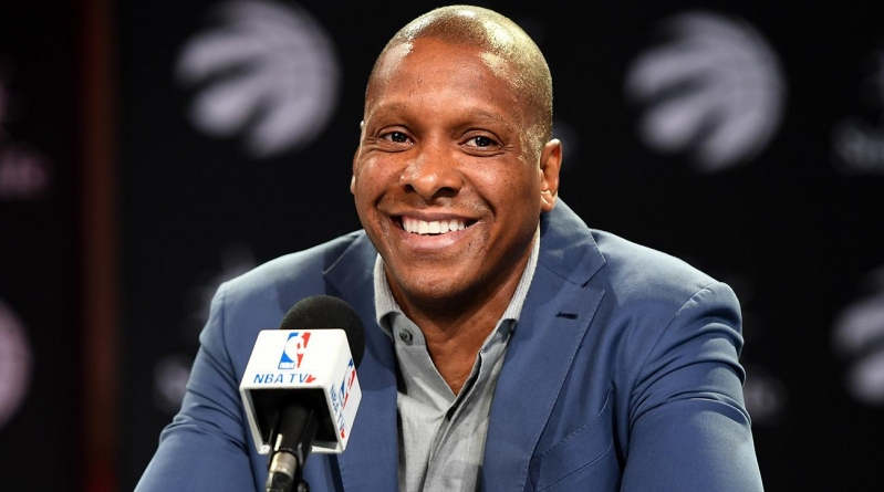 CNN INTERNATIONAL SPEAKS TO NIGERIAN-BORN MASAI UJIRI, PRESIDENT OF THE TORONTO RAPTORS