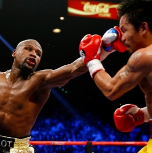 PACQUIAO WANTS MAYWEATHER REMATCH