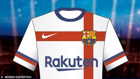 FC BARCELONA REJECTS NEW NIKE KIT