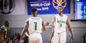 UGBOAJA CONFIDENT OF D'TIGERS IN CHINA 2019 BASKETBALL WORLD CUP