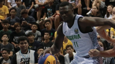 NIGERIA'S 3X3 TEAMS SET FOR FIBA AFRICA CUP