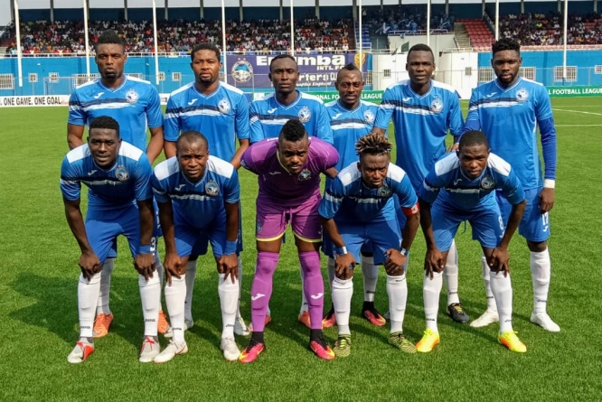 ENYIMBA ENDS RIVERS UNITED'S UNBEATEN RUN