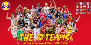 DATES CONFIRMED FOR 2023 FIBA BASKETBALL WORLD CUP