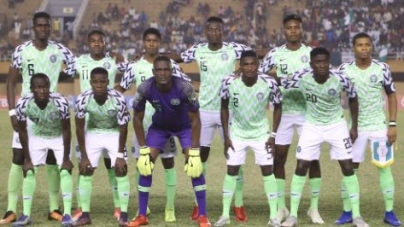 CAF U20: NIGERIA HUNTS FOR CONTINENTAL HONOUR