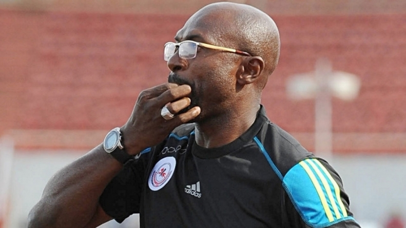 EGYPT 2019: NIGERIA'S FLYING EAGLES' COACH, AMAPAKABO INVITES 33 TO CAMP AHEAD OF LIBYA FIXTURE