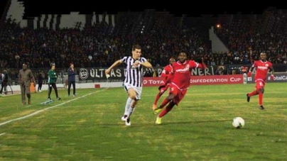 NIGERIAN FANS IN TUNIS HELPED ENUGU RANGERS TO HOLD SFAXIEN