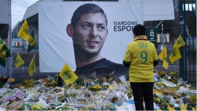 EMILIANO SALA: BODY TO BE FLOWN HOME TO ARGENTINA FOR VIGIL